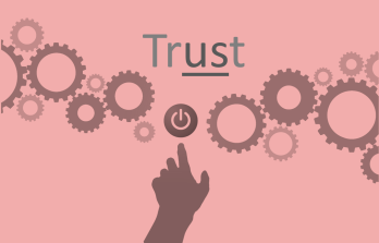 To Collaborate With Others We Need To Press The Trust Button
