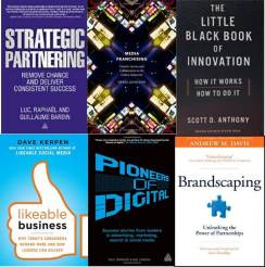 Six Books That Have Crossed My Desk Recently